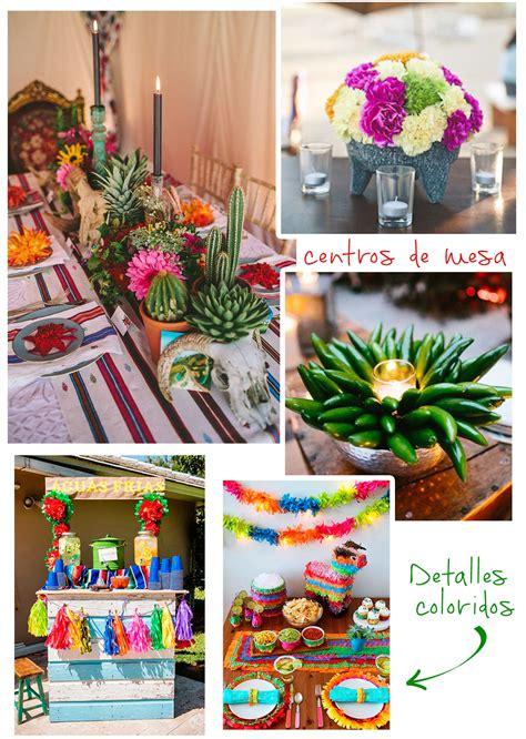 Ideas para la mejor fiesta mexicana   She Petite