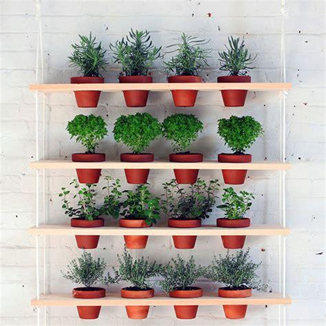 Ideas para montar un jardín vertical