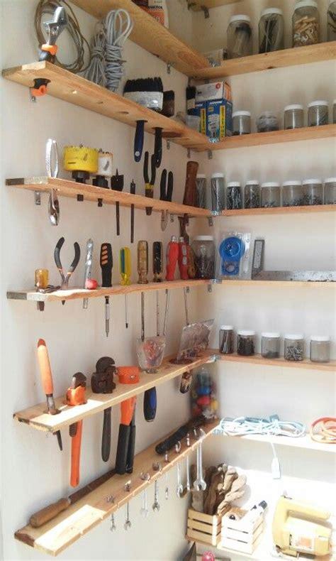 Ideas para organizar herramientas y materiales de ...