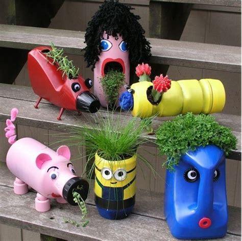 Ideas Para Reciclar Botellas de Plástico ⇒ Reutiliza Tus ...