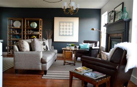 Ideas para salones de estilo vintage. Decoración del hogar.