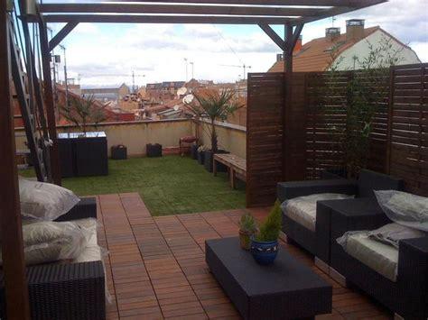 ideas terrazas aticos   Buscar con Google | Terrazas ...