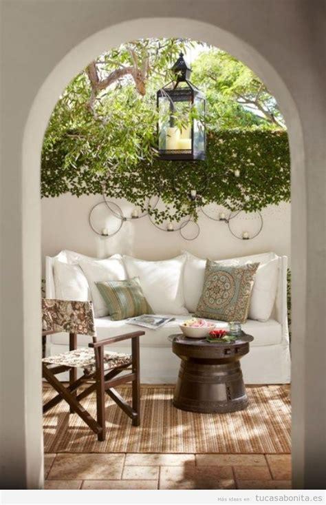 Ideas vintage para decorar tu porche