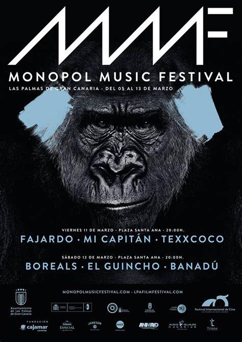 III Monopol Music Festival cine y música de la mano, del 5 ...