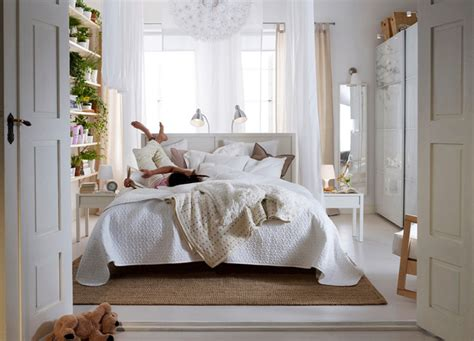 IKEA 2010 Bedroom Design Examples | DigsDigs