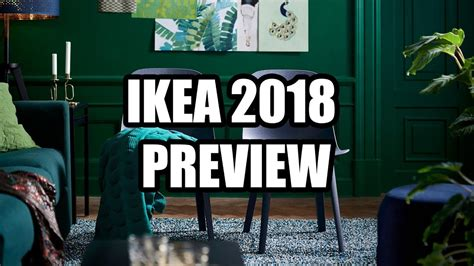 IKEA 2018 Catalog Preview   Lights, Chairs, and other Odd ...