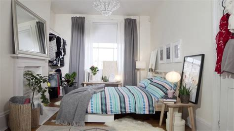IKEA Bedroom Tips Storage Space for Small Rooms   YouTube