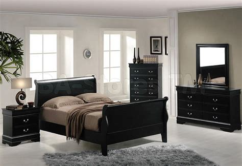 Ikea black bedroom set  photos and video ...