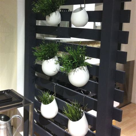 Ikea pots as inspiration for hanging garden | kitchen ...