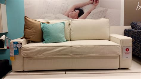 IKEA Vilasund and Backabro Review   Return of the Sofa Bed ...