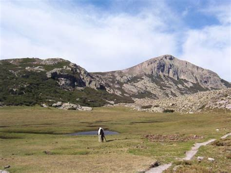 il lago di Nino   la Corsica interna   Vacanze in Corsica