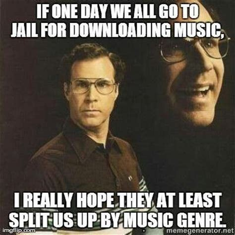 Illegal music meme | Amusing Photos & Memes | Pinterest ...