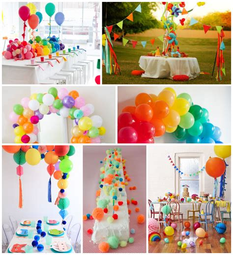 illusions ideas para decorar con globos 7 ideas con globos ...