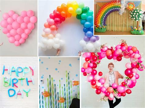 Illusions Ideas Para Decorar Con Globos | descubre c 243 ...