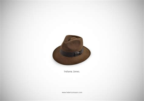 Illustrations Of Famous Hats Worn By Iconic Figures ...