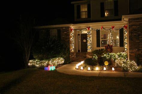 Iluminacion exterior decoracion navideña con luces