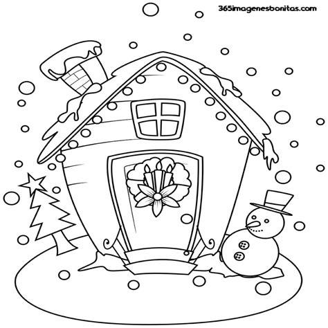 Imà Genes De Navidad Para Colorear Dibujos Bonitos ...