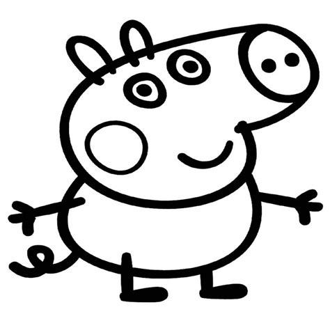 Imà Genes De Peppa Pig Para Colorear Dibujos De ...