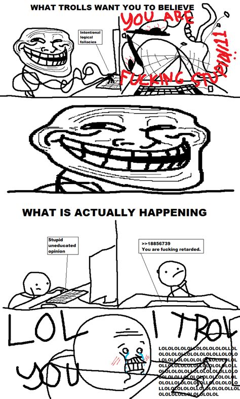 [Image   1072] | Trollface / Coolface / Problem? | Know ...