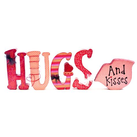 Image Gallery hugs and kisses