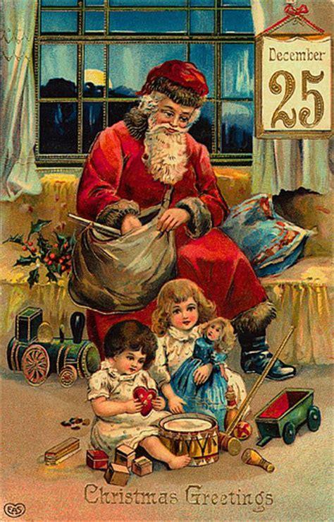 Imagenes antiguas navidad para imprimir