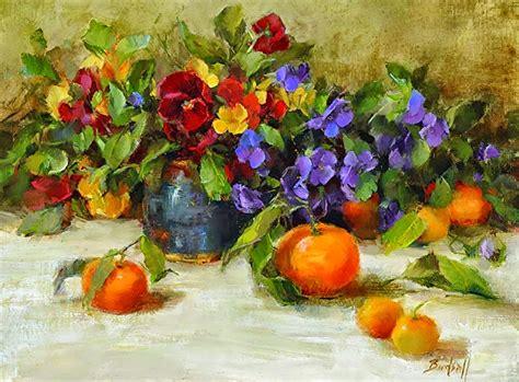 Imágenes Arte Pinturas: Arreglos Florales Para Pintar al ...