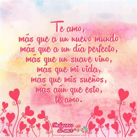 Imágenes Bonitas De Amor: Te Amo