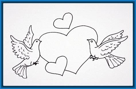 imagenes bonitas para dibujar de amor faciles Archivos ...