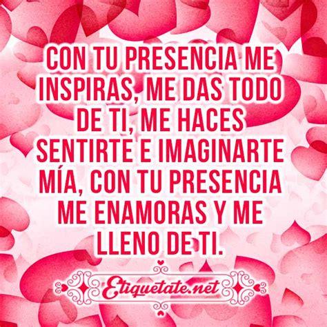 Imágenes con Frases Románticas VER EN http://etiquetate ...
