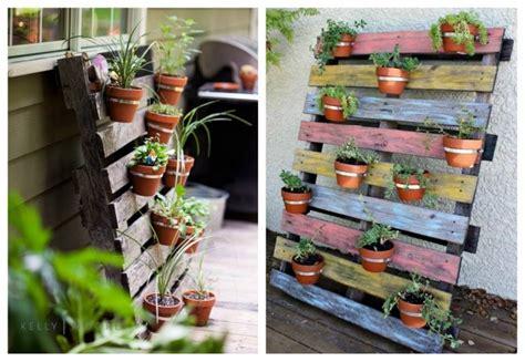 Imágenes con ideas para decorar el jardín con palets ...