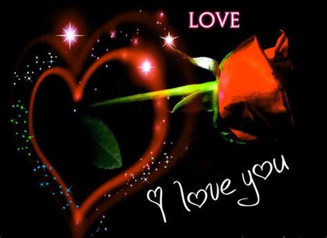 Imágenes de Amor con movimiento de Corazones, Rosas y ...