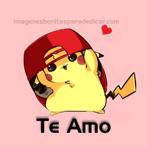 imagenes de amor de pikachu | Imagenes Bonitas Para Dedicar