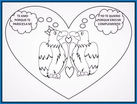 imagenes de amor para dibujar faciles con poemas Archivos ...