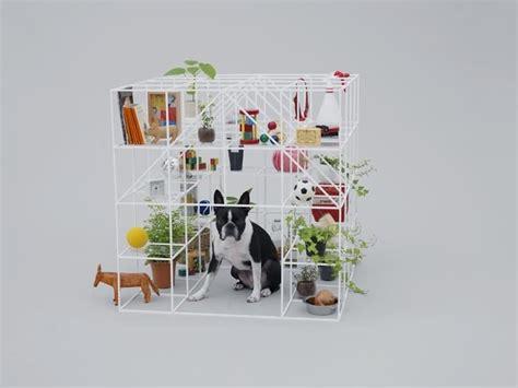 Imágenes de casas para perros de diseño. Architecture for ...