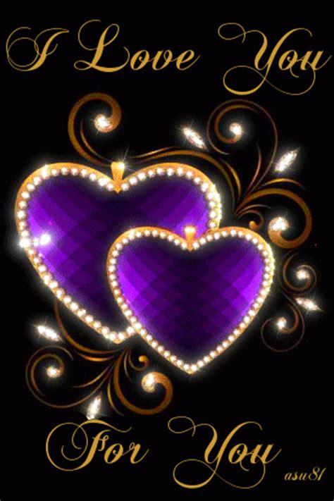 Imágenes de corazones brillantes con movimiento y lindas ...