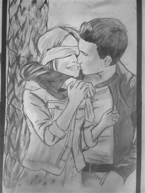 Imagenes de dibujos a lapiz de amor – My Blog