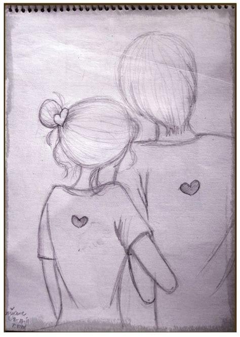 imagenes de dibujos en lapiz de amor Archivos   Dibujos de ...