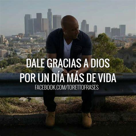 Imagenes de Dominic Toretto con frases para facebook gratis