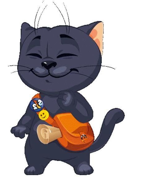 Imagenes De Gatitos Animados Con Brillo y Movimiento