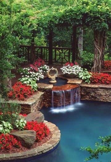 Imagenes de jardines bonitos pequeños y sencillos en casas ...