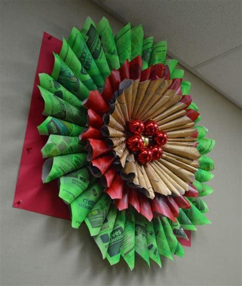 Imágenes de Navidad con decoración navideña reciclada ...