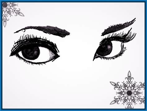 imagenes de ojos bonitos para dibujar Archivos   Dibujos ...