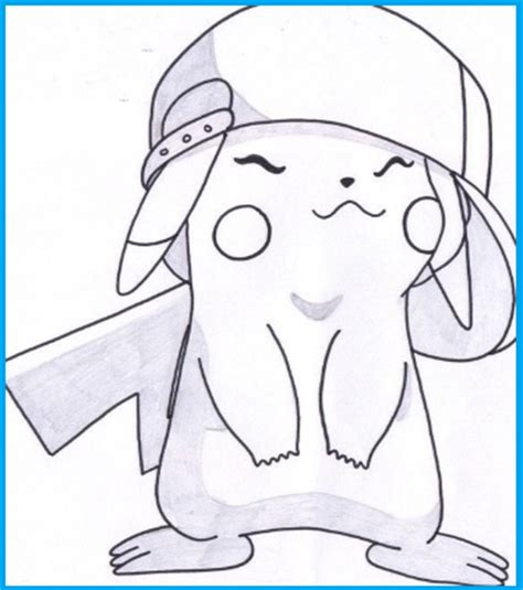 Imagenes De Pokemon Para Dibujar a Lapiz Y Descargar ...