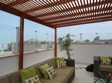 Imágenes de techos de madera y aluminio en Lima ...