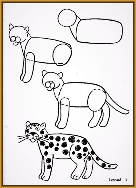 imagenes de tigres para dibujar a lapiz faciles Archivos ...