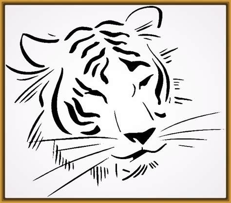imagenes de tigres para pintar Archivos   Fotos de Tigres