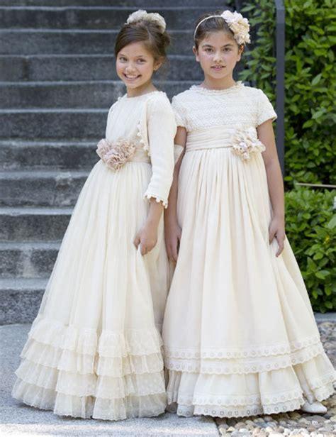 Imágenes de vestidos de primera comunión románticos ...