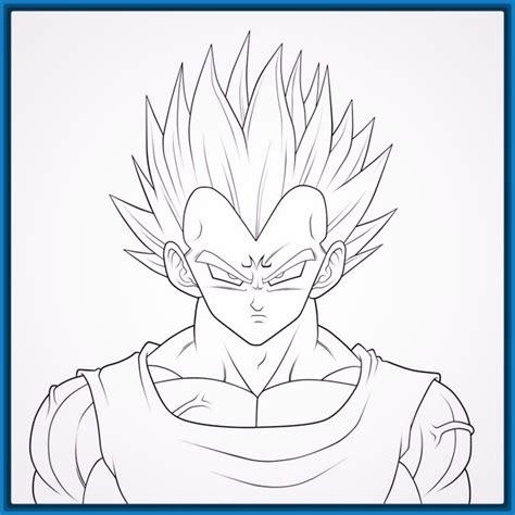 Imagenes Dragon Ball Z para Colorear y Descargar ...