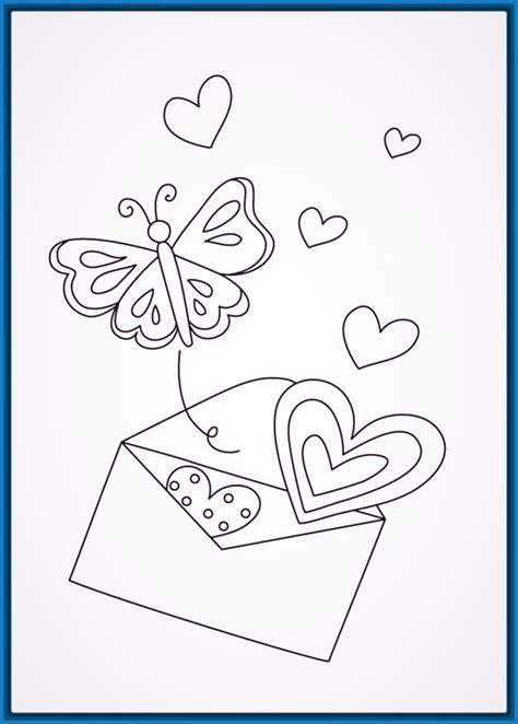 imagenes para calcar de amor Archivos | Imagenes de Dibujos