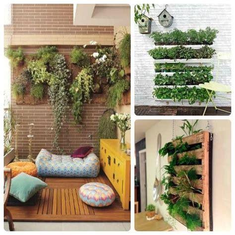 Imágenes y decoracion de jardines pequeños y verticales ...